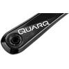 QUARQ DZero GXP Powermeter 130mm Carbon czarny